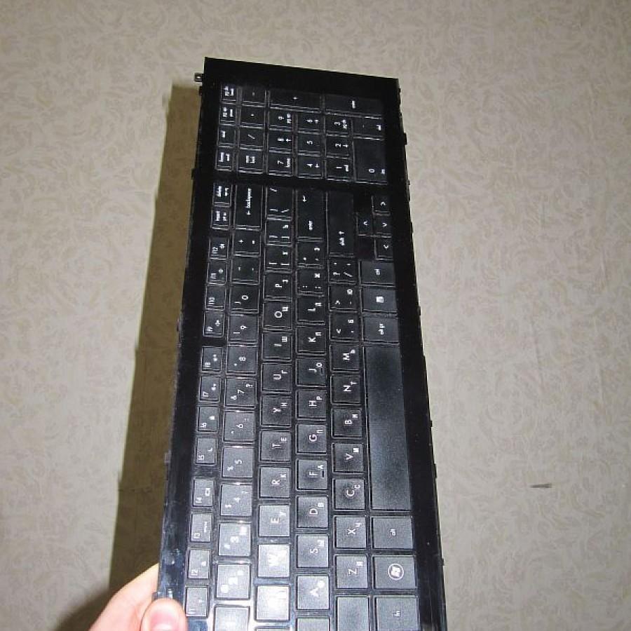 Клавиатура верх